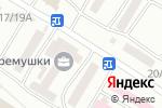 Схема проезда до компании Кабинет красоты в Одессе