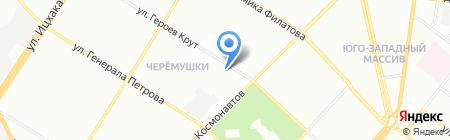 Большая стирка на карте Одессы