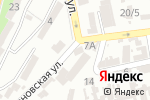 Схема проезда до компании Продукты 24 часа в Одессе
