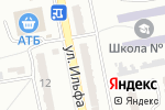 Схема проезда до компании Мир Природы в Одессе