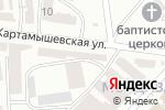 Схема проезда до компании Бтк-Юг в Одессе