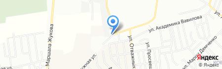 A-VENDO на карте Одессы