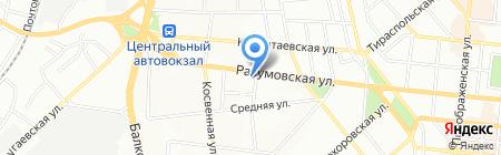 Борол Лтд на карте Одессы