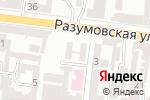 Схема проезда до компании Борол Лтд в Одессе