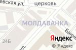 Схема проезда до компании Язык тела в Одессе