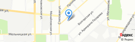 Сервисный центр на карте Одессы