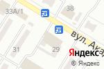 Схема проезда до компании Zooмания в Одессе
