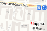 Схема проезда до компании Промтехснаб-Юг в Одессе