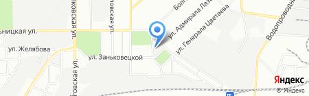 Одесса-Украина 24 на карте Одессы