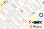 Схема проезда до компании Патриот в Одессе