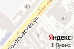 Схема проезда до компании КИТ в Одессе