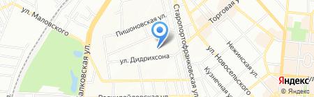 Банкомат Імексбанк на карте Одессы