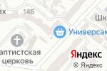 Схема проезда до компании Твой свет в Одессе