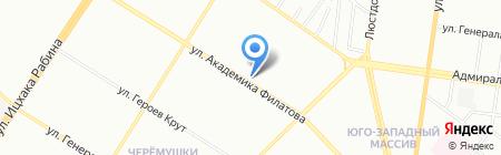 Аптека №230 на карте Одессы