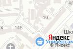 Схема проезда до компании Motorcar в Одессе