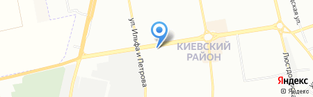 Глушкоff Grill & Beer на карте Одессы