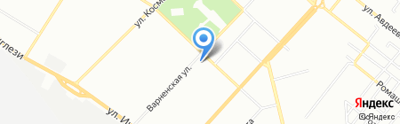 АТМоСфера на карте Одессы