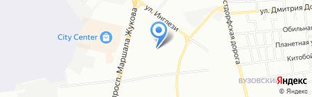 Детская школа искусств №4 на карте Одессы