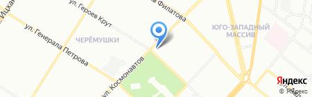 Таис-А на карте Одессы