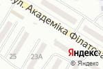 Схема проезда до компании Мясо в Одессе