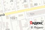 Схема проезда до компании Мебель XXI века в Одессе
