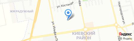 Детский сад-ясли №228 на карте Одессы