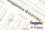 Схема проезда до компании Kefir в Одессе