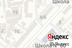 Схема проезда до компании Изотерма в Одессе