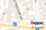 Схема проезда до компании Оптроз в Одессе