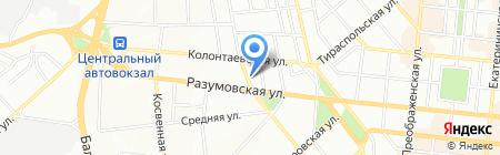 ONYX на карте Одессы