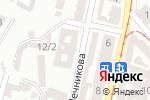 Схема проезда до компании Православное казачество в Одессе