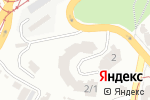 Схема проезда до компании Рапид Строй в Одессе
