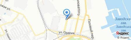 МирАн на карте Одессы