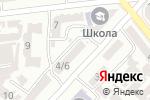 Схема проезда до компании Черноморспецпроект в Одессе