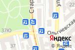 Схема проезда до компании Orchid в Одессе