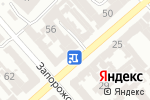 Схема проезда до компании Гефест в Одессе