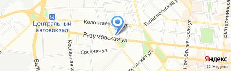 Аптека на карте Одессы