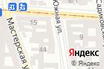 Схема проезда до компании Каритас Одесса УГКЦ в Одессе
