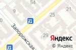 Схема проезда до компании Магазин зоотоваров и посадочного материала в Одессе