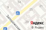 Схема проезда до компании Техностиль в Одессе