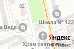 Схема проезда до компании Феруз в Одессе