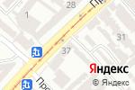 Схема проезда до компании Рибалка профі в Одессе