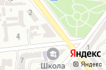 Схема проезда до компании Малышок в Одессе