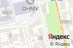 Схема проезда до компании Полный дзен в Одессе