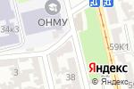 Схема проезда до компании Магистр в Одессе