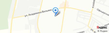Детский сад-ясли №106 на карте Одессы