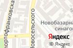 Схема проезда до компании Альянс, ЧАО в Одессе