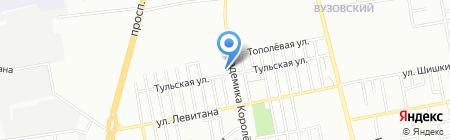 Мир здоровья на карте Одессы