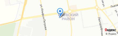 Детский сад-ясли №260 на карте Одессы