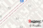 Схема проезда до компании Эстетик в Одессе